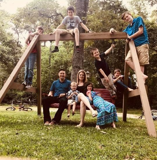 family swing pic